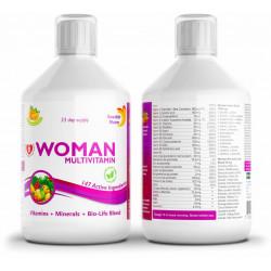 Multivinamiin naistele