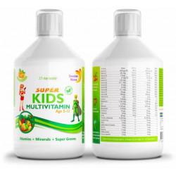 Multivitamiin lastele 500ml